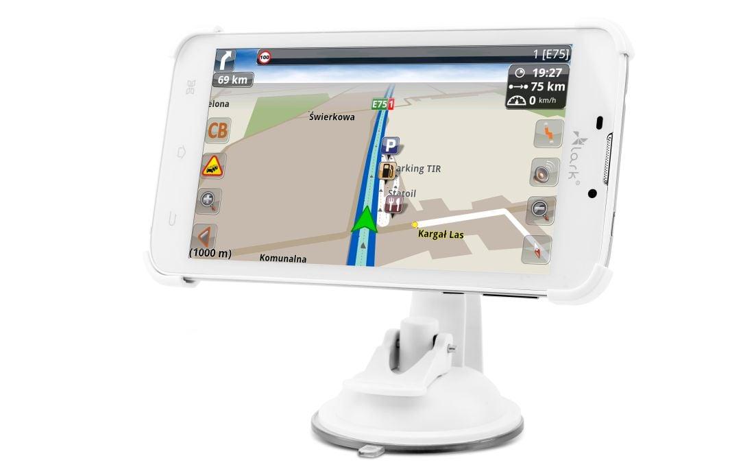 Tabletowo.pl Lark Phablet 6.0 za 599 złotych - z roczną licencją na NaviExpert Android Nowości Smartfony