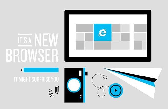 Tabletowo.pl W skrócie: Rebranding IE, konkurent Snapchata dla WP i Windows w chmurze Aplikacje Ciekawostki Microsoft Windows