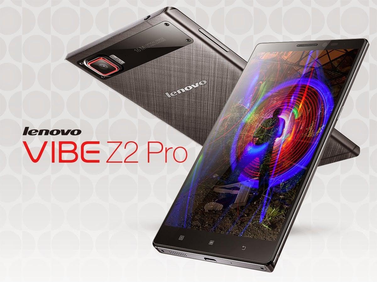 Tabletowo.pl VIBE Z2 Pro to nowy 6-calowy flagowiec od Lenovo Lenovo Nowości Smartfony
