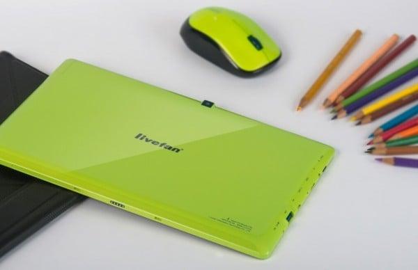 Tabletowo.pl Pierwsze informacje na temat nowego tabletu firmy Livefan Chińskie Tablety Windows