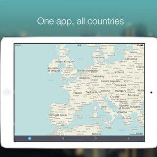 Tabletowo.pl MAPS.ME teraz za darmo na iOS Aplikacje iOS Promocje