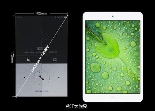 Tabletowo.pl Już 2 września poznamy bardzo mocny, 7,9-calowy tablet od Meizu? Android Plotki / Przecieki Tablety
