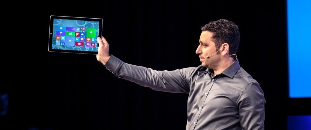 Czwartek przyniósł kolejne aktualizacje dla wszystkich modeli Surface Pro 17
