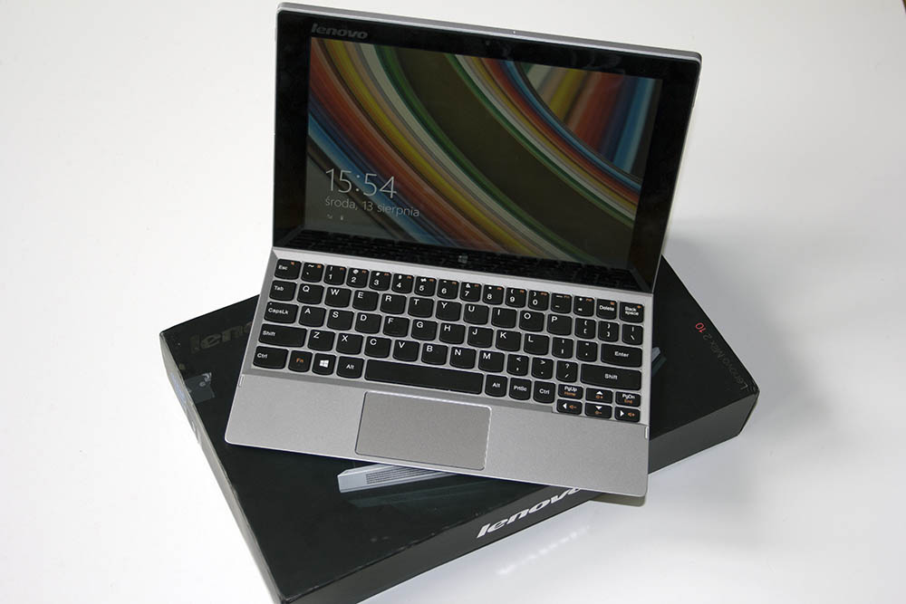 Recenzja hybrydowego tabletu Lenovo Miix 2 10 23