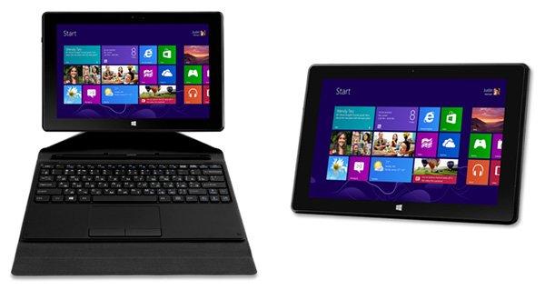 Tabletowo.pl Już niebawem na rynku pojawi się MSI S100 - nowa hybryda z Windows 8.1 Hybrydy Windows