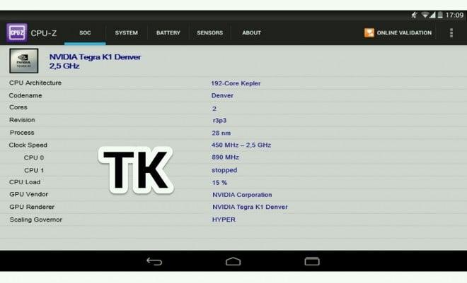 Tabletowo.pl HTC Nexus będzie jednak wyposażony w 64-bitową Tegrę? Android HTC NVIDIA Plotki / Przecieki