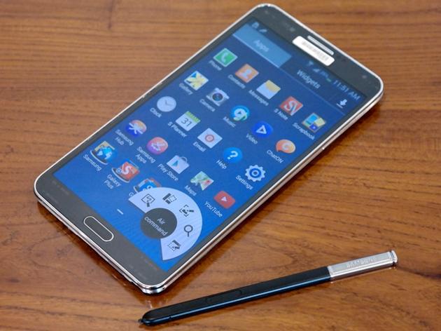 Tabletowo.pl Specyfikacja Samsunga Galaxy Note 4 w AnTuTu  Android Plotki / Przecieki Samsung Smartfony