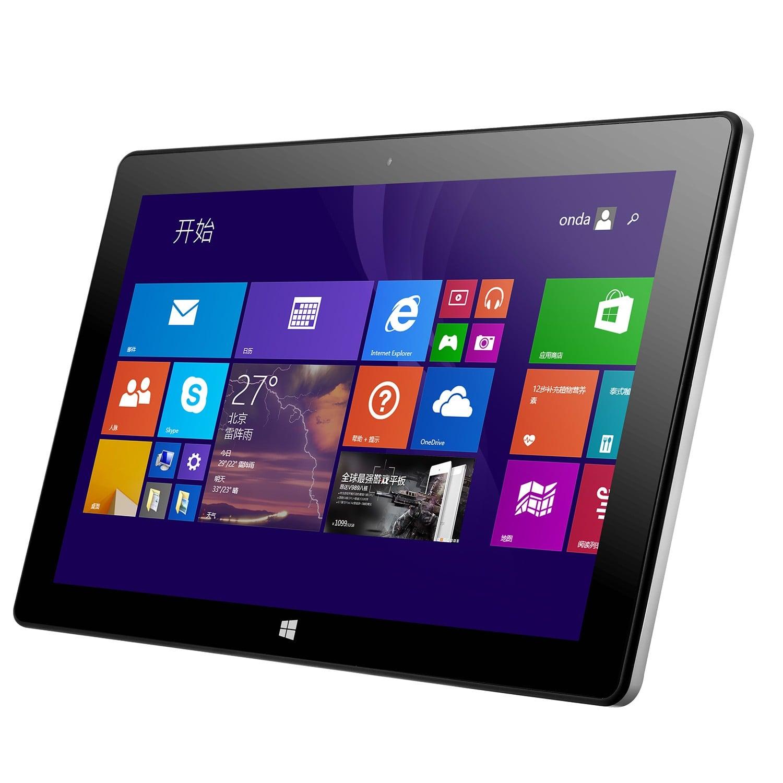 Tablet Onda V101W pracujący pod kontrolą Windowsa w wersji 8.1 za 180 dolarów 19