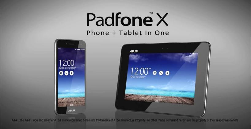 Tabletowo.pl Asus PadFone X mini na stronie FCC Android Asus Hybrydy Plotki / Przecieki Tablety
