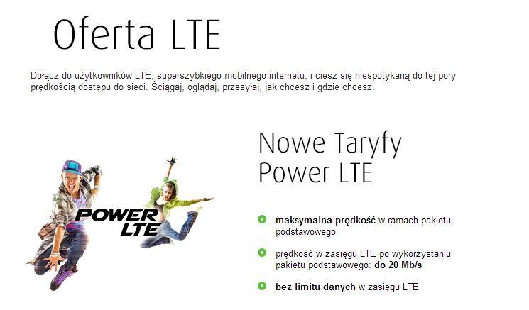 Tabletowo.pl Plus w odpowiedzi do Play przygotował swoją ofertę internetu mobilnego bez limitu danych Nowości Porady Porównania