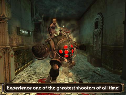 Bioshock - konsolowy hit debiutuje w App Store 22
