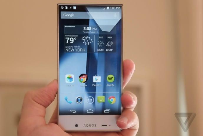 Tabletowo.pl Małe ramki wokół ekranu nabrały nowego znaczenia Ciekawostki Nowości Smartfony