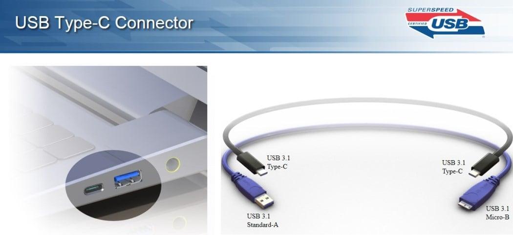 Tabletowo.pl Złącze USB typu C będzie małą rewolucją? Opinie Sprzęt Technologie