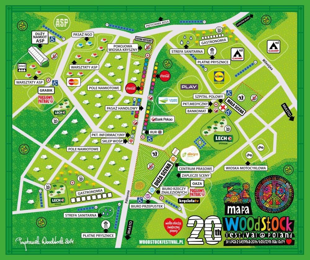 Tabletowo.pl Jak na Przystanku Woodstock korzystano z darmowego WiFi? Ciekawostki Nowości Wydarzenia