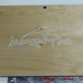 Tabletowo.pl IFA 2014: Alpen Tab - drewniany tablet z Windowsem 8.1 Ciekawostki Nowości Tablety Windows