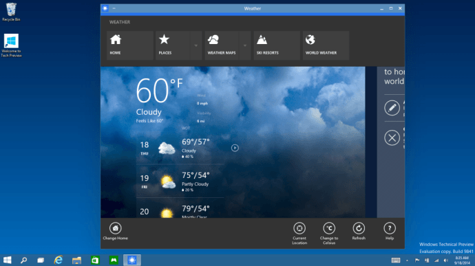 Tabletowo.pl Nowa nazwa to Windows 10! Microsoft Windows