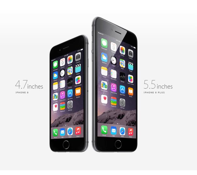 Apple - iPhone 6 i 6+