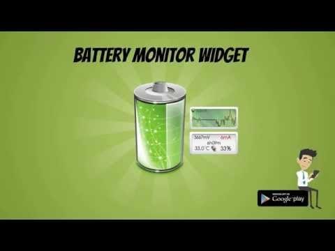 Tabletowo.pl Aplikacja Battery Monitor Widget Pro połowę taniej w Google Play Android Aplikacje Promocje