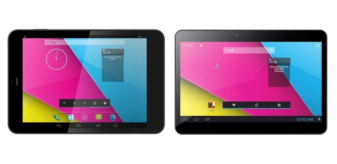 Tabletowo.pl Colorovo CityTab Lite 7,85'' 3G GPS oraz CityTab Lite 10'' 3G GPS debiutują na polskim rynku w cenie 399 zł Android Colorovo Nowości Tablety
