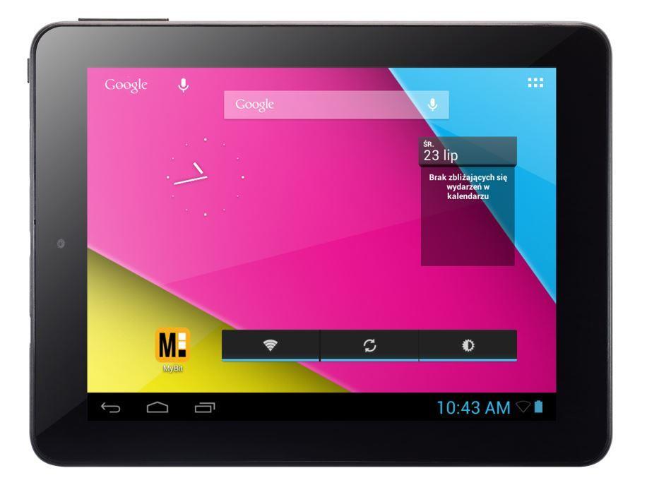 """Tabletowo.pl Colorovo prezentuje CityTab Lite 8"""" 2.0 Android Colorovo Nowości Tablety"""
