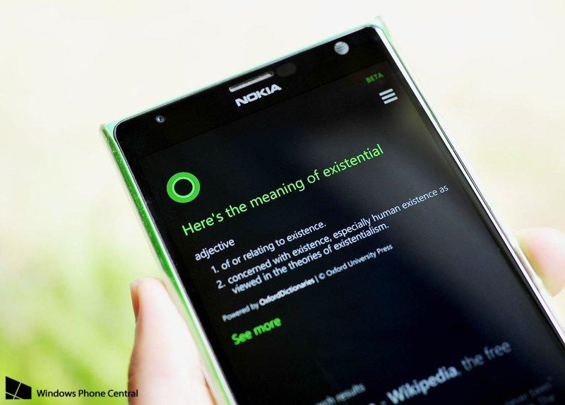 Tabletowo.pl Cortana zna znaczenie słów Aplikacje Microsoft Nowości Windows