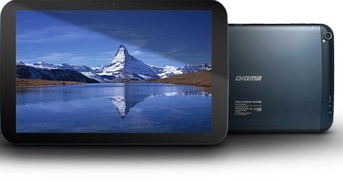 Tabletowo.pl Digma Plane 10.5 3G to 10,1-calowy tablet z łącznością 3G Android Nowości Tablety