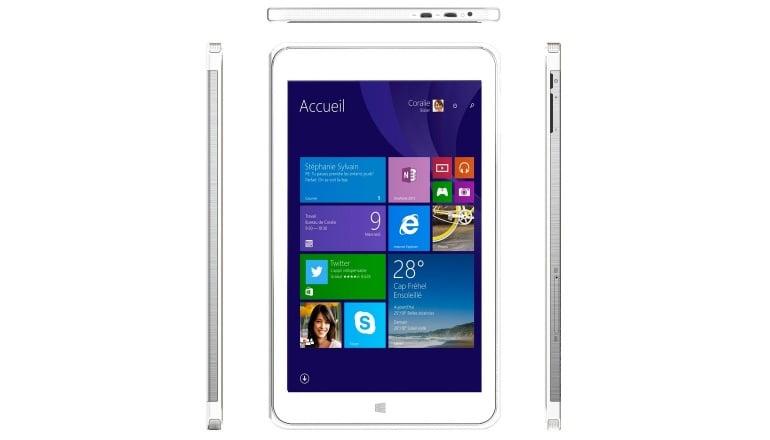 Tabletowo.pl HeierPad W81 z Windows 8.1 na pokładzie za 200 euro Nowości Tablety Windows