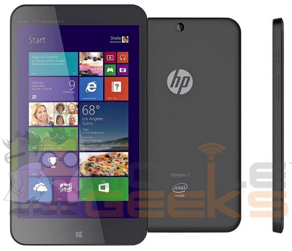 Tabletowo.pl HP na targach IFA zaprezentuje dwa budżetowe tablety – Stream 7 oraz Stream 8? HP Plotki / Przecieki Tablety Windows