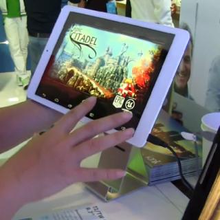 Tabletowo.pl IFA: i-Onik prezentuje dwa nowe tablety z Androidem. Niemcy też mają swoich reprezentantów Android Nowości Tablety