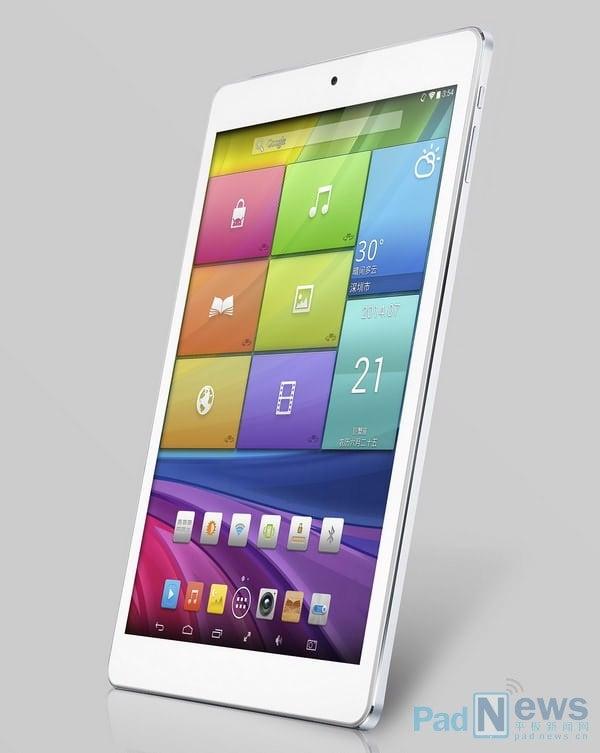 Tabletowo.pl iFive Air to bardzo dobrze wyglądający tablet z metalową ramką Android Chińskie Plotki / Przecieki Tablety