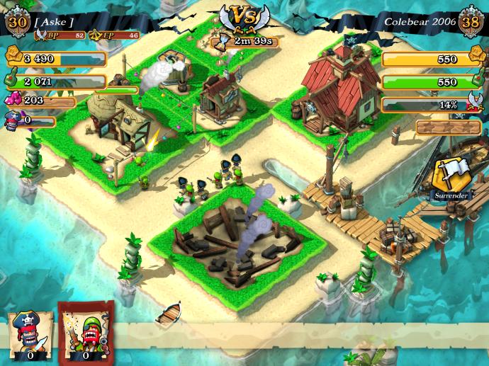 Tabletowo.pl Plunder Pirates - miało być pięknie, a wyszło jak zwykle Gry iOS