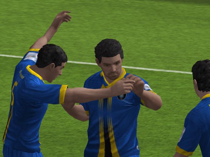 Tabletowo.pl FIFA 15 Ultimate Team - udana piłka nożna na tablety Android Gry iOS Nowości Windows