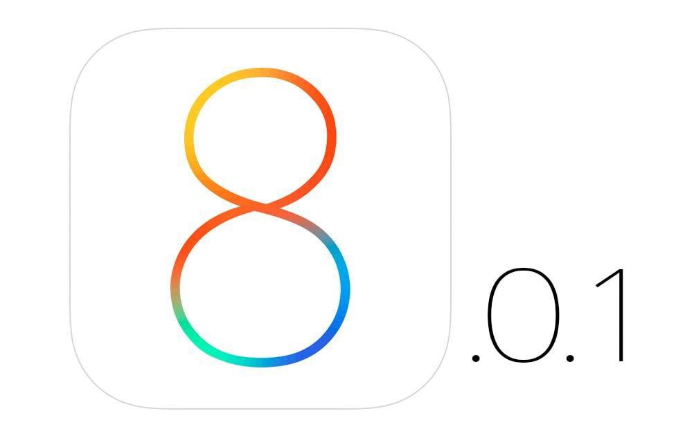 Tabletowo.pl Apple udostępniło iOS 8.0.1 (aktualizacja 2) Aktualizacje Apple iOS Nowości