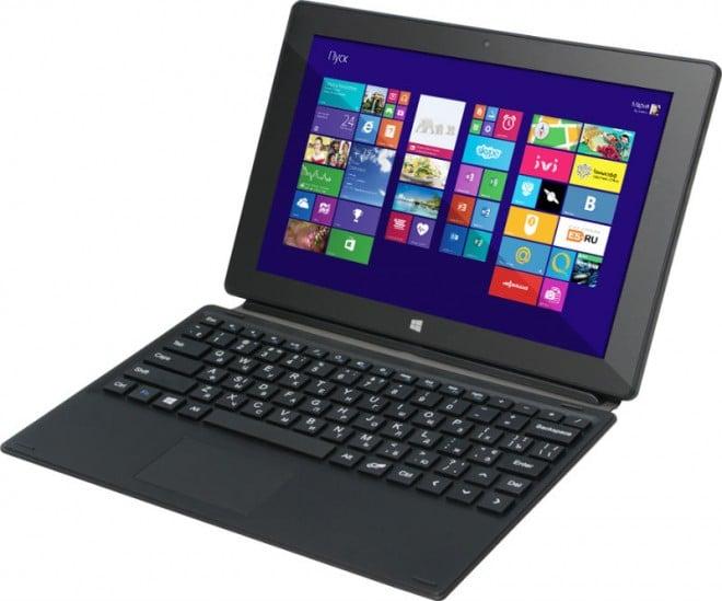 Tabletowo.pl IRU B1003GW to 10,1-calowy tablet z Windowsem, slotem na kartę sim i 1 GB RAM Android Nowości Tablety