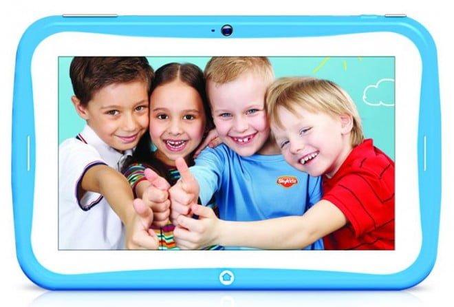 Tabletowo.pl Mitashi wprowadza Sky Tab 2 - budżetowy tablet dla dzieci za około 400 zł Android Nowości Tablety