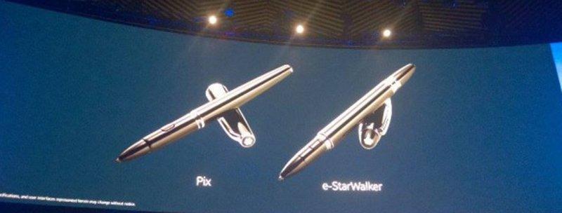 Montblanc Pix i e-Starwalker