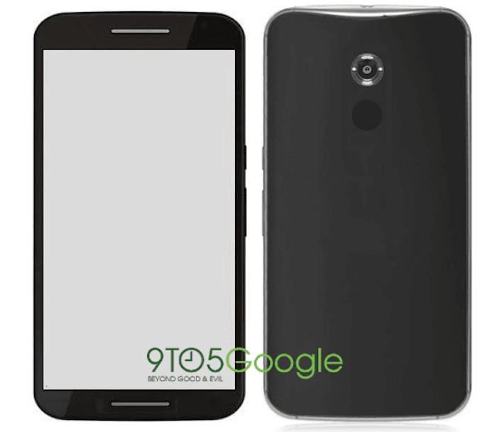 Tabletowo.pl Tak będzie wyglądać 5,92-calowy Nexus 6 od Motoroli? Android Google Motorola Plotki / Przecieki Smartfony
