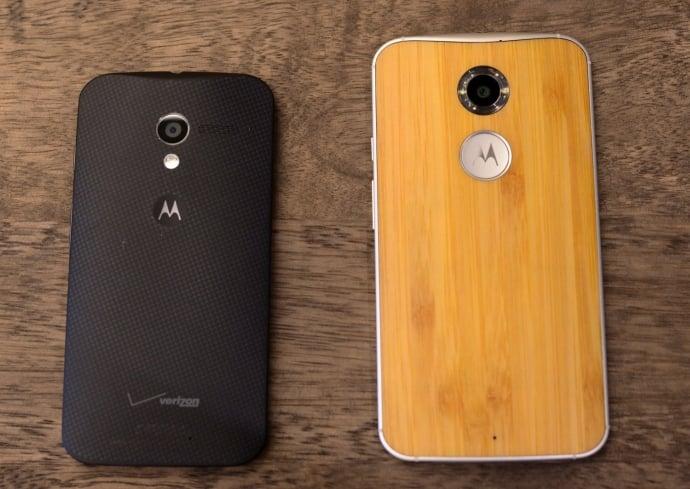 Tabletowo.pl IFA 2014: Nowy Moto X z ekranem 5,2 cala i pokrywą z drewna lub skóry Android Motorola Smartfony