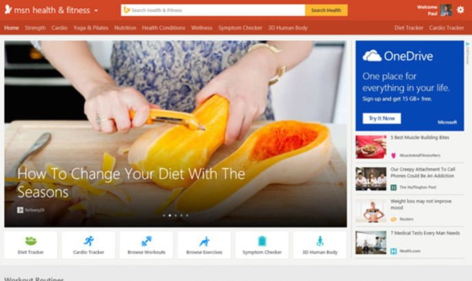 Tabletowo.pl Aplikacje Bing zmienią nazwy i nowy MSN, czyli kolejne dziwne ruchy Microsoftu Aktualizacje Ciekawostki Microsoft