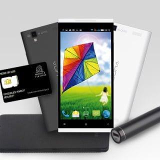 Tabletowo.pl myPhone Luna - stylowy fablet za 699 złotych z ciekawymi dodatkami w zestawie przedsprzedażowym Android Nowości Smartfony