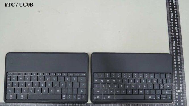 Tabletowo.pl Czy tak będzie wyglądać klawiatura dołączana do Nexusa 9? Akcesoria Android Google HTC Plotki / Przecieki Tablety