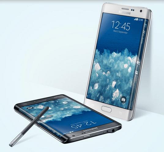 Tabletowo.pl Samsung Galaxy Note Edge królem wydajności? Android Samsung Smartfony