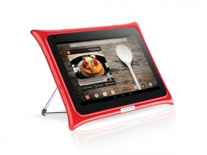 Tabletowo.pl QQQQ V3 to 10-calowy kuchenny tablet - czy to ma sens? Android Nowości Tablety