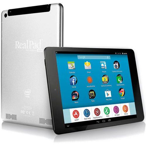 Tabletowo.pl Tablet AARP RealPad urządzeniem dedykowanym dla seniorów za 189 dolarów Android Ciekawostki Nowości Tablety