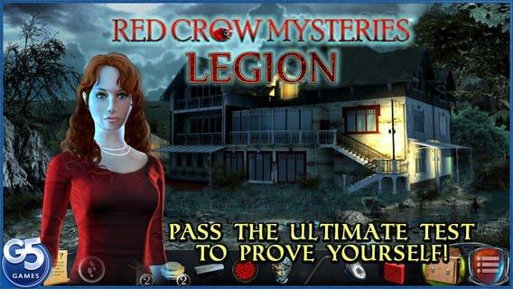 Tabletowo.pl Red Crow Mysteries: Legion za darmo w AppStore Aplikacje iOS