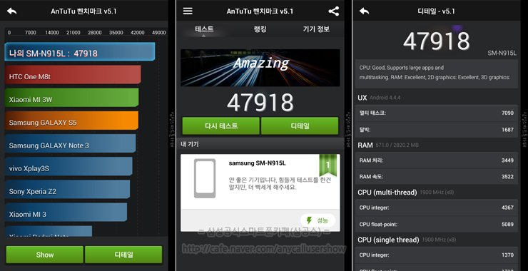 samsung galaxy note edge antutu