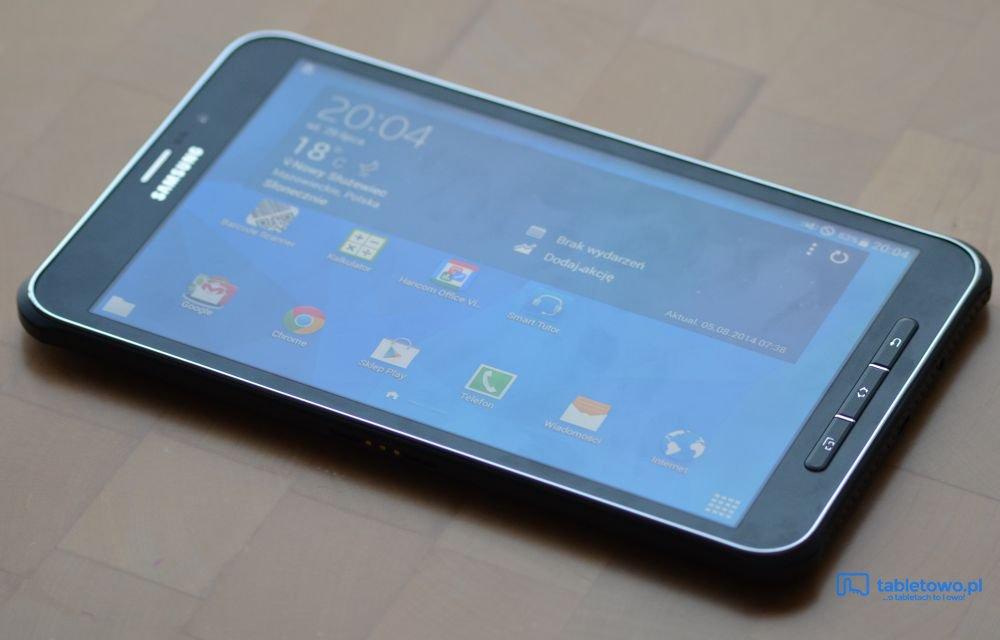 IFA 2014: Samsung Galaxy Tab Active zaprezentowany - pancerny tablet dla biznesu 24