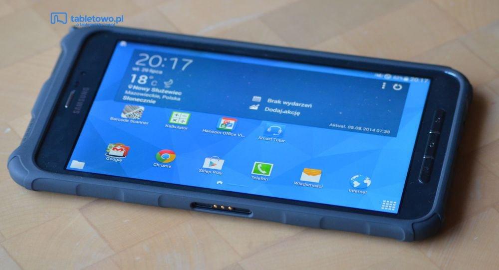 Tabletowo.pl Samsung Galaxy Tab Active w przyszłym tygodniu w Polsce. Znamy ceny Android Nowości Samsung