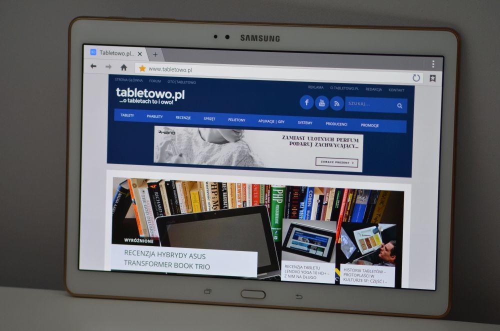 Tablety Galaxy Tab S z 2014 roku jednak dostaną aktualizację do Androida Marshmallow 22