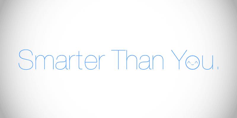 Tabletowo.pl Smarter Than You - papier, kamień, nożyce na sterydach Gry iOS